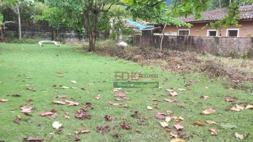 Imagem 1 de 3 de Terreno À Venda, 600 M² Por R$ 275.600,00 - Tabatinga - Ubatuba/sp - Te1392