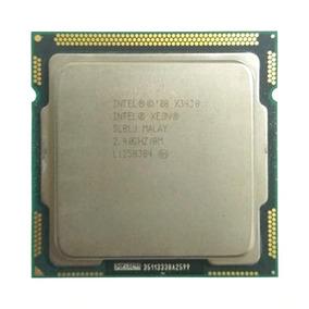 Processador Intel Xeon X3430 Quadcore 2.40ghz Lga1156