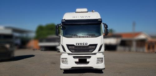 Iveco Stralis 480 6x4 2014/14 316597km (4464)