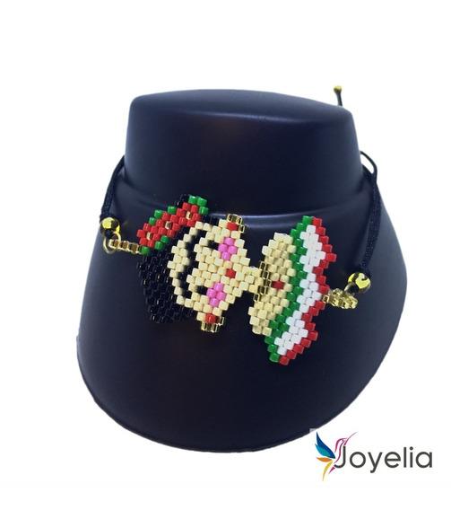 Pulsera Mexicana Frida Kahlo Miyuki