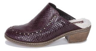 Zapato Mujer Bauta Bordo Viamo