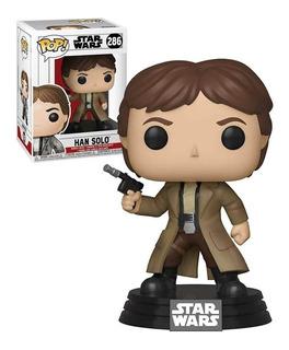 Funko Pop Star Wars - Endor Han Solo #286