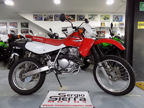Honda Xr650l Roja 2016