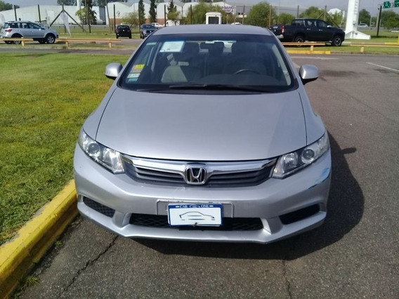 Honda Civic 1.8 Lxs - 2015 Gc