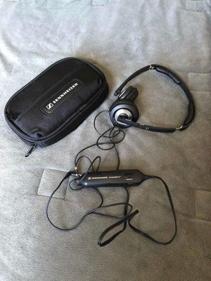 Travel Headphone Sennheiser Pcx250