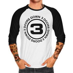 Playera Hombre 3 Doors Down C-2
