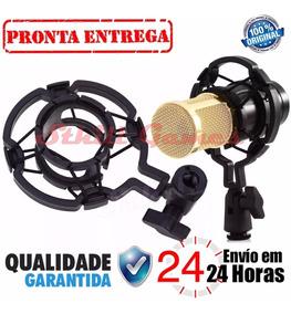 Shock Mount Aranha Simples P/ Microfone (shockmount)