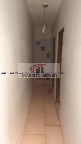 Casa Para Venda Em Limeira, Campos Elizios, 2 Dormitórios, 1 Banheiro, 1 Vaga - 4057_1-1455850