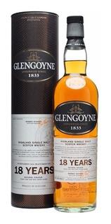 Whisky Single Malt Glengoyne 18 Años 43%abv Origen Escocia.