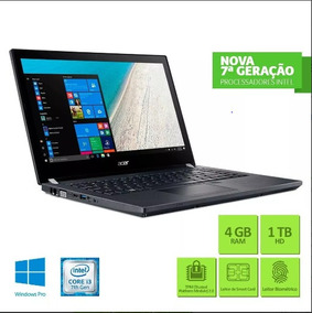 Notebook Acer Travel Mate Tmp449 G2 M 317q I3 7100u 4gb 1tb