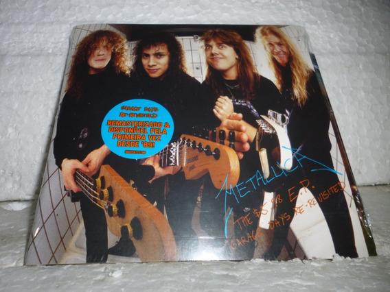 Cd Metallica The $ 5.98 Ep Garage Days 2018 Br Lacrado