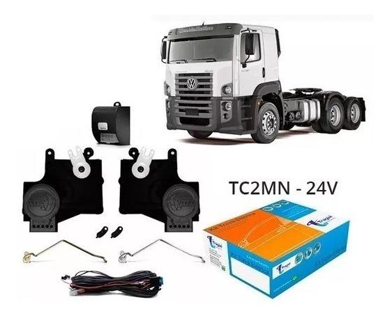 Kit Trava Eletrica Vw Constellation Tc2 24v Tragial