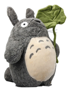 Peluche Mi Vecino Totoro 45cm Original Ghilbi My Neighbor