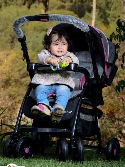 Car Baby Moises Berco Importado Reversivel + Bb Conforto