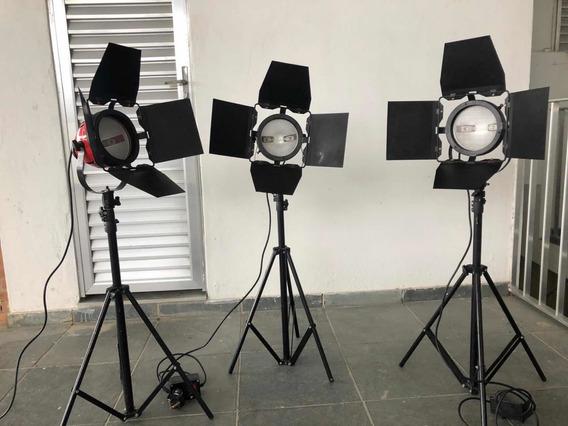 Iluminação Para Seus Vídeos E Fotografias
