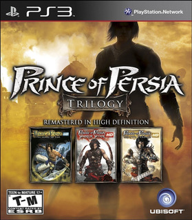 Prince Of Persia Trilogy Collection Ps3