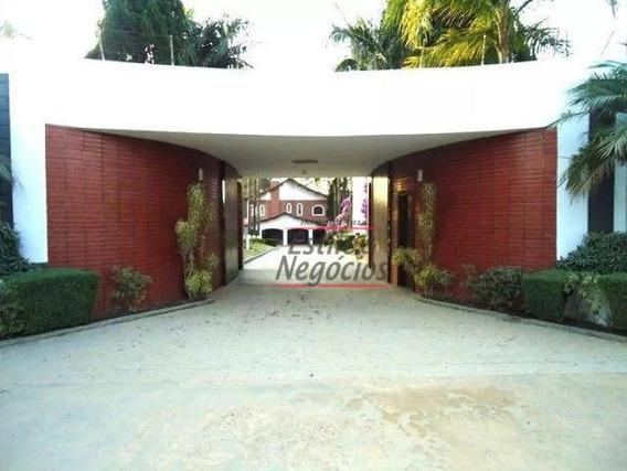 Chácara Com 6 Dormitórios À Venda, 3550 M² Por R$ 1.400.000 - Jardim Camargo - São Roque/sp - Ch0001