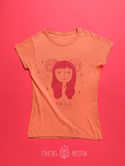 Playera Aries