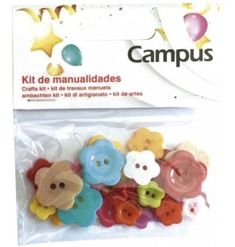 Botones De Flores Para Manualidades | Campus