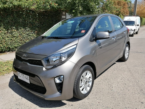 2018 Kia Morning 1.2 Ex Full