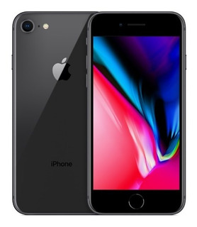 iPhone 8 64gb (gris Espacial) + Funda