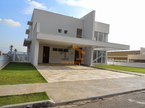 Casa Residencial À Venda, Condomínio Villagio Paradiso, Itatiba. - Ca0640