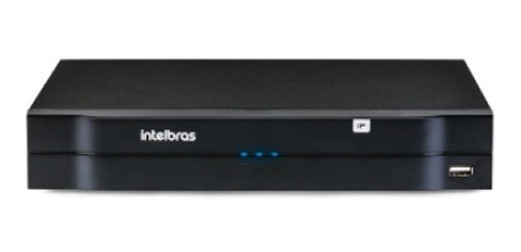 Gravador Digital Vídeo 16ch Intelbras Nvd 1216 Ip 1080p Full