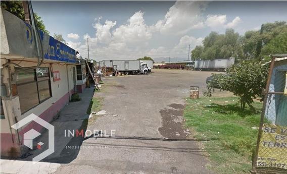 Terreno De 8,637 M2 En Venta, Cuautitlan, Estado De México.