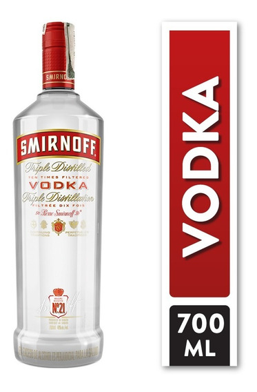 Smirnoff Red. Botella (700ml) Festival Estéreo Picnic 2020
