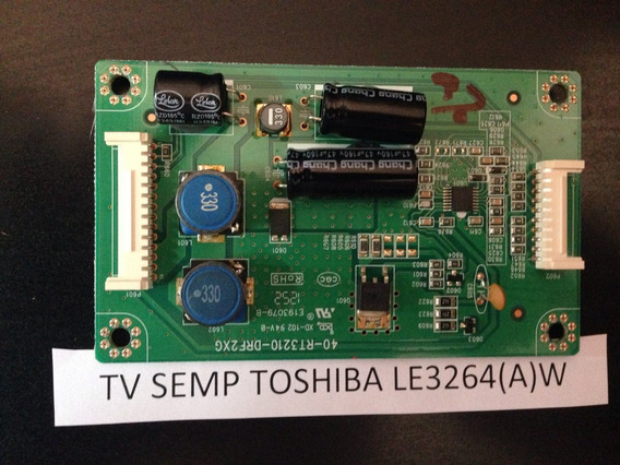 Placa Inverter Tv Semp Toshiba Le3264(a)w