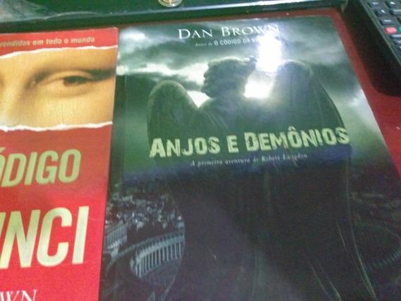 Trilogia Do Autor Dan Brown, Três Livros