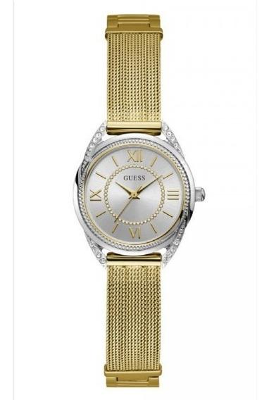 Relógio Feminino Guess Aço Dourado 92685lpgdba1 Garantia Nfe