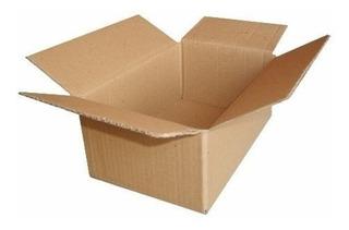 Caixa Papelão Embalagem Correio Sedex 16 X 11 X 6 -50 Pçs