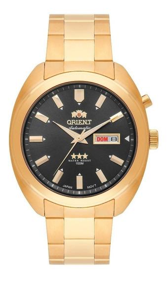 Relógio Orient Automatico 3 Estrelas Masculino 469gp077 G1kx