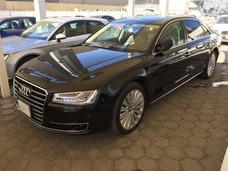 Audi A8 4ptas Lwb Premium V8 4.0 T Aut. 2015