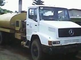 Petrolizadora, Chasis Mercedes Benz