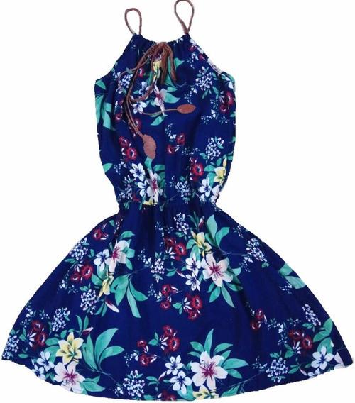 Vestido Curto Feminino Soltinho Alto Qualitade