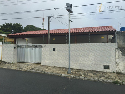 Casa Residencial À Venda, Estados, João Pessoa. - Ca1071
