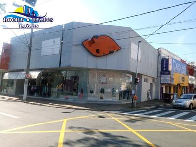 Ponto Comercial Venda Centro Valinhos Sp.ponto Comercial Podendo Ser Loja De Magazine, Farmácia, Padaria, Loja De Calçado, Restaurante Com 550 Metros² - Pt00013 - 33879902