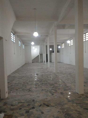 Imagem 1 de 13 de Galpão, Centro, São Vicente, Cod: 861 - A861