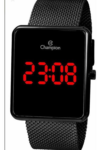 Relógio Champion Digital Ch40080d Lançamento
