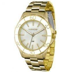Relógio Feminino Lince Lrgj067l B1kx