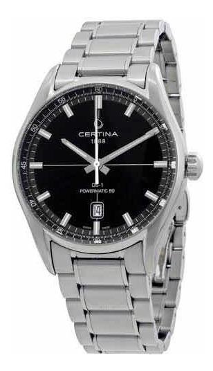 Relógio Certina Ds1 Automático Porwematic 80 Completo