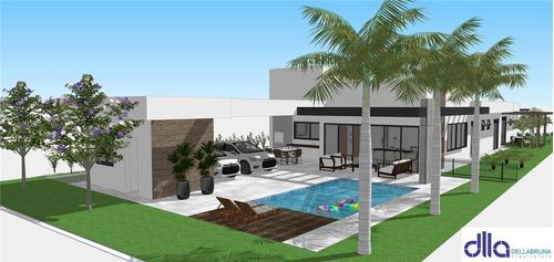 Casa Com 3 Dormitórios À Venda, 273 M² Por R$ 1.950.000,00 - Condomínio Campo De Toscana - Vinhedo/sp - Ca1009