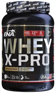 Whey X Pro Ena Proteina 1 Kg Creatina L-glutamina L-taurina