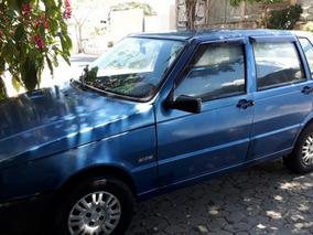 Fiat Uno Ep. 4 Pts, Com Ar-motor E Suspensão Todo Revisado!!