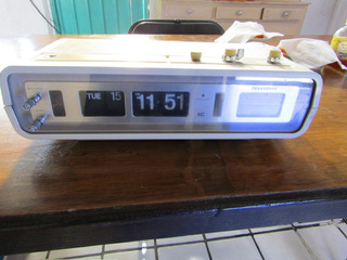 Radio Reloj Panasonic Rc 6551