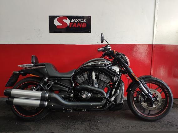 Harley Davidson Vrscdx Night Rod Especial 1250 2014 Preta