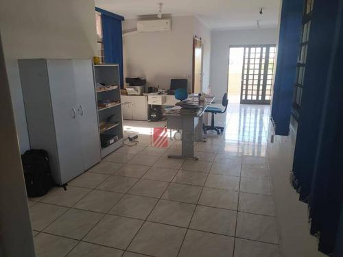 Imagem 1 de 4 de Salão Para Alugar, 260 M² Por R$ 3.800,00/mês - Eldorado - São José Do Rio Preto/sp - Sl0388