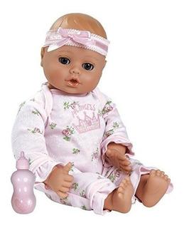 Adora Playtime Baby Little Princess Vinyl 13 Niña Ponderada